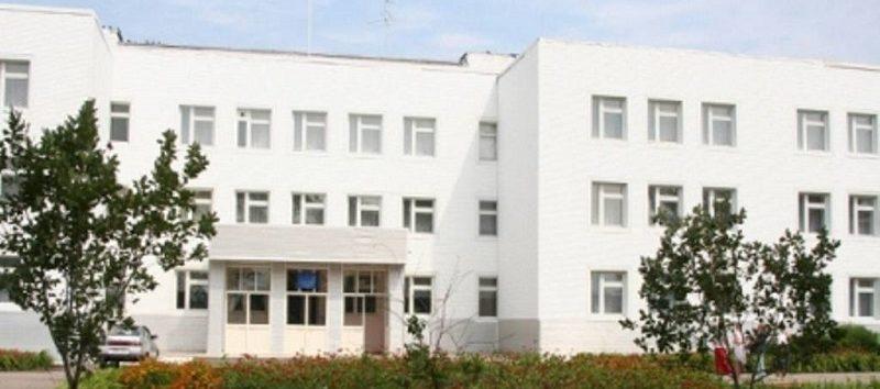 Школа п.Масленниково